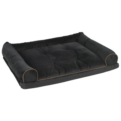 Home and Travel Bolster Dog Bed