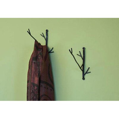 Ancient Graffiti Twig Wire Wall Hook