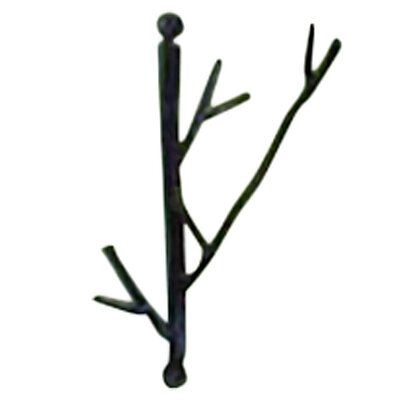 Ancient Graffiti Twig Wire Coat Hook