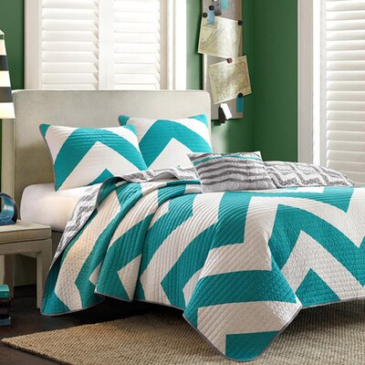 <strong>Mi-Zone</strong> Libra 3 Piece Quilt Set