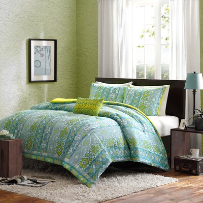 Sasha 4 Piece Comforter Set