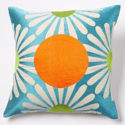 emma at home by Emma Gardner Dot Linen Pillow
