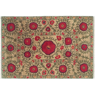 Poppies Beige Rug