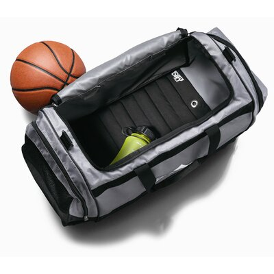 "Woodlore Cedar Filled ""SportsDry"" Liner - Gym / Gear Bag in Black Cotton Fabric"