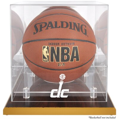 Mounted Memories NBA Logo Basketball Display Case
