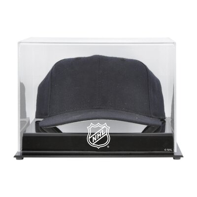 Mounted Memories NHL Acrylic Cap Logo Display Case