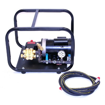 Wheeler Rex 1 GPM Electric Powered Hydrostatic Test Pump