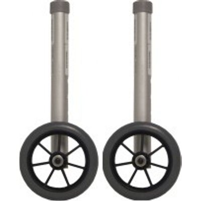 ConvaQuip Bariatric Walker Wheel Kit