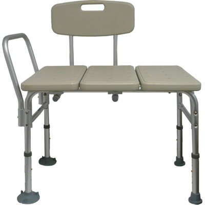 ConvaQuip Bariatric Tub Transfer Bench