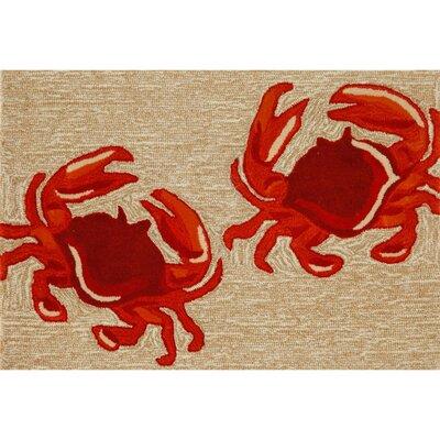 Liora Manne Frontporch Crabs Rug