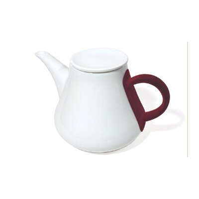 KAHLA Five Senses Touch! Red 1.5 Oz Coffee / Tea Pot