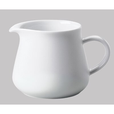 Five Senses White 10 Oz. Pitcher