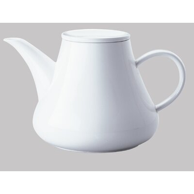 KAHLA Five Senses White 1.5 Liter Coffee / Tea Pot