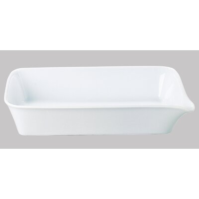 "KAHLA Five Senses White 11""  Baking Dish"