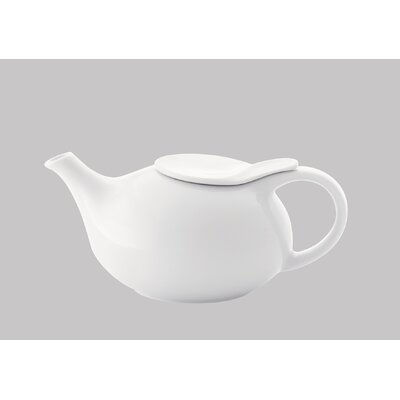 Tao 13.53 oz. Teapot in White