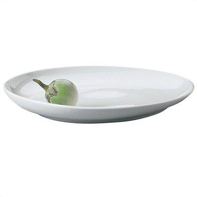 """KAHLA Five Senses White 10.6"""" Dinner Plate"""