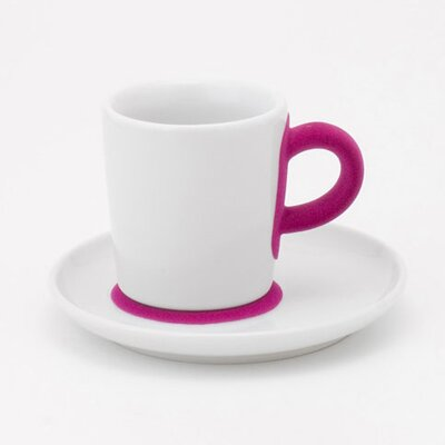 KAHLA Five Senses Touch! 3 oz. Espresso Cup with Saucer