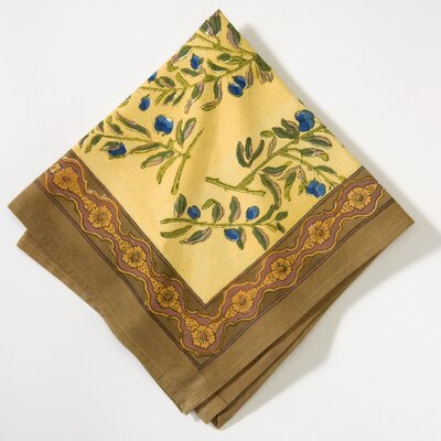 Couleur Nature Olive Tree Napkin (Set of 6)