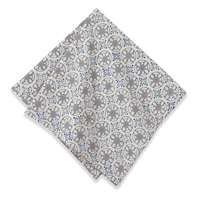 Couleur Nature Bleu D'Chine Napkin (Set of 4)