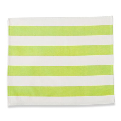 Stripe Placemat and Napkin Set