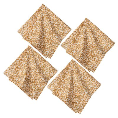Scroll Napkin (Set of 4)