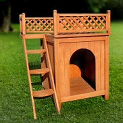 Mid-America Outdoor Supply K-9 Kottage Dog House