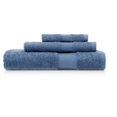Nine Space Tile 3 Piece Towel Set