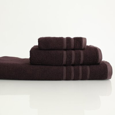 Nine Space Bamboo 3 Piece Lavish Towel Set