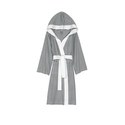 Nine Space Jersey Knit Bath Robe