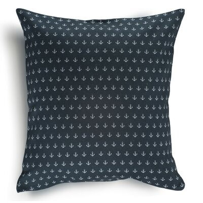 Nine Space Anchor Cotton Pillow Cover