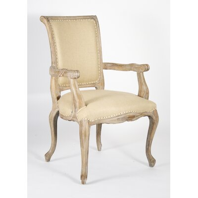 Dijon Fabric Arm Chair