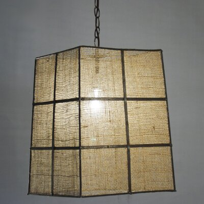 Zentique Inc. Lumiere Hanging Foyer Pendant
