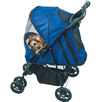 Pet Gear Happy Trails Standard Pet Stroller (Cover Not Included)