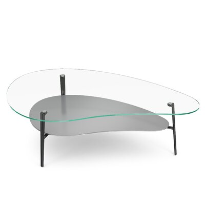BDI USA Comma Coffee Table