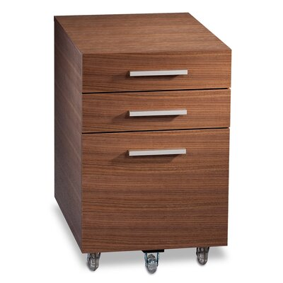 Sequel 3-Drawer Mobile Low File