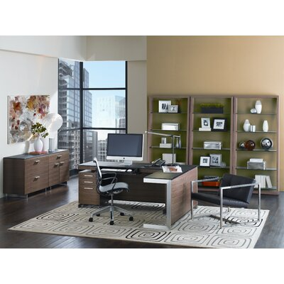 BDI Sequel U-Shape Desk Office Suite