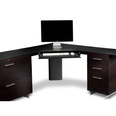 BDI Sequel Corner Desk Office L- Shaped Suite