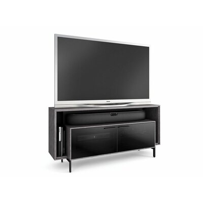 """BDI Cavo 58"""" Wide Double TV Stand"""