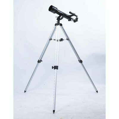 Rokinon 683x Refractor Telescope in Black
