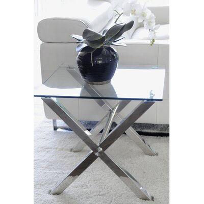 Pangea Home Ella End Table