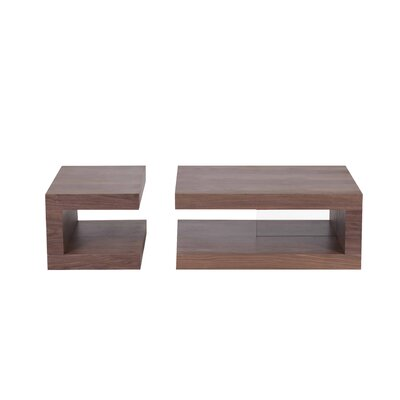 Pangea Home Lauren Coffee Table