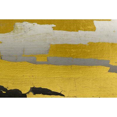JORDAN CARLYLE Abstract Golden Way Wall Art