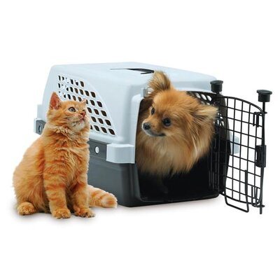 Firstrax N2N Plastic Pet Suite-Kennel