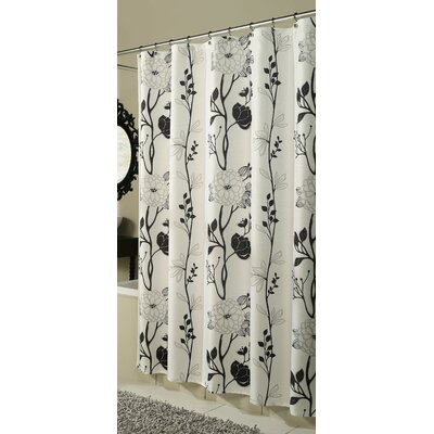 Cassandra Poly Shower Curtain