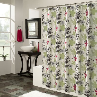 m.style Regis Cotton Shower Curtain