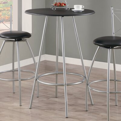 Monarch Specialties Inc. Round Bar Table