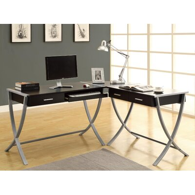 Monarch Specialties Inc. 3 Piece Corner Desk