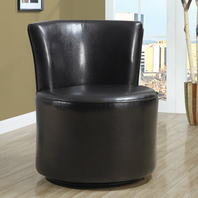 Monarch Specialties Inc. Leather Side Chair