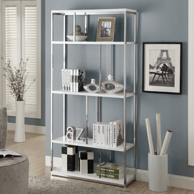 Monarch Specialties Inc. Metal Bookcase