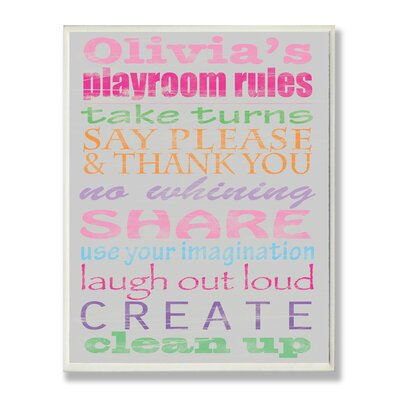 Girls Wall Decorations | Wayfair